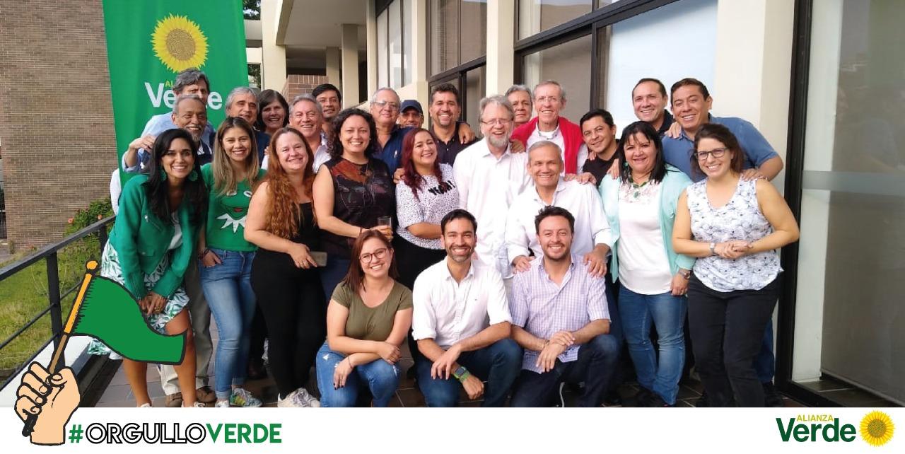 Convención Alianza Verde